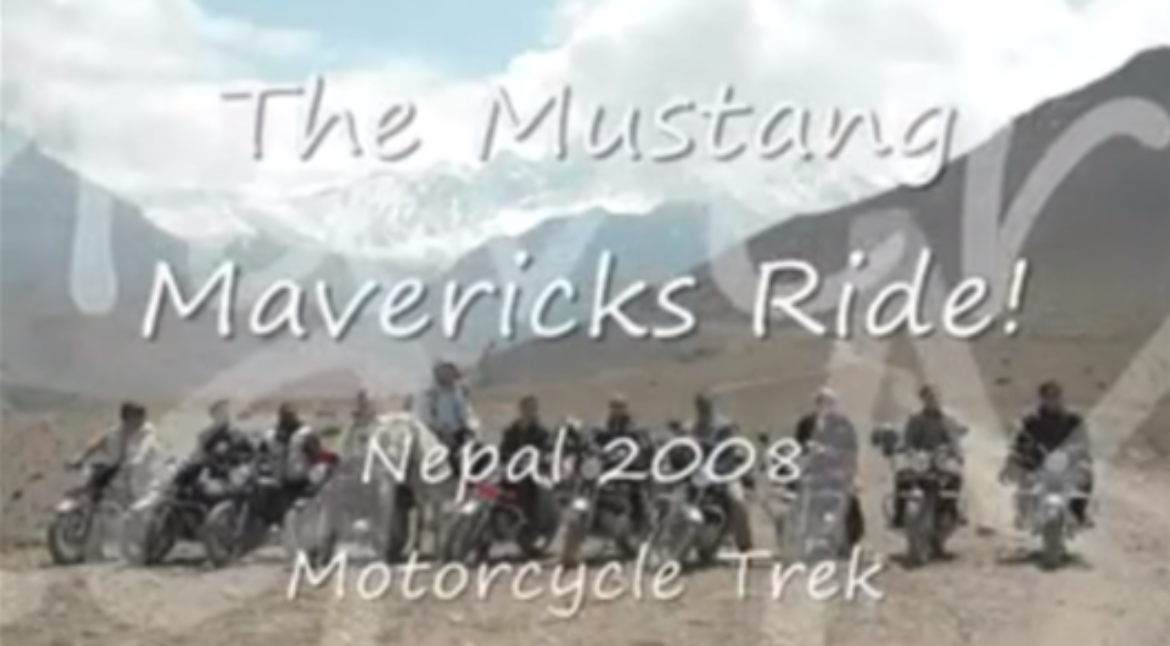 Mustang Mavericks
