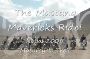 Mustang Mavericks