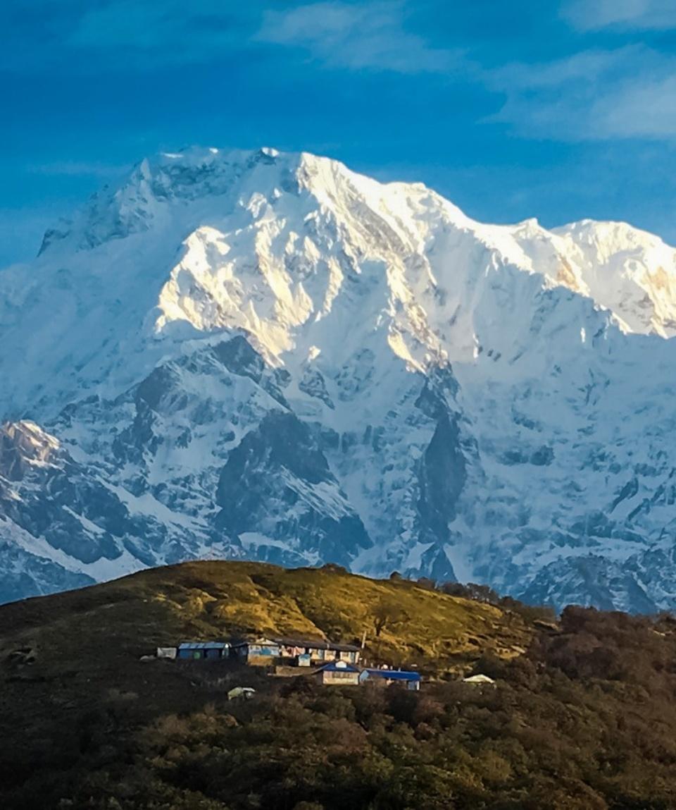 Mardi Himal Cover